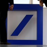 Die Aktie der Deutschen Bank führt am Mittwoch die Daxspitze an.