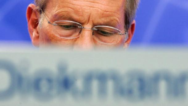 Dresdner Bank schlimmer als Kyrill