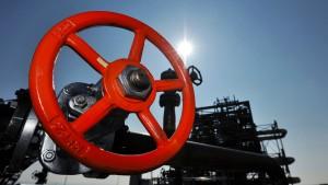 Ölpreis fällt in zehn Tagen um 10 Dollar