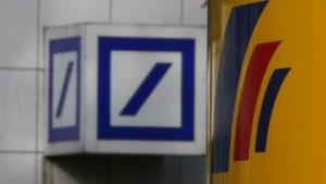 Märkte sehen Deutsche Bank freundlich an