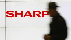Sharp droht Rückfall ins Minus