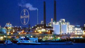 Bayer-Offerte und Zinsängste vergraulen Aktienanleger