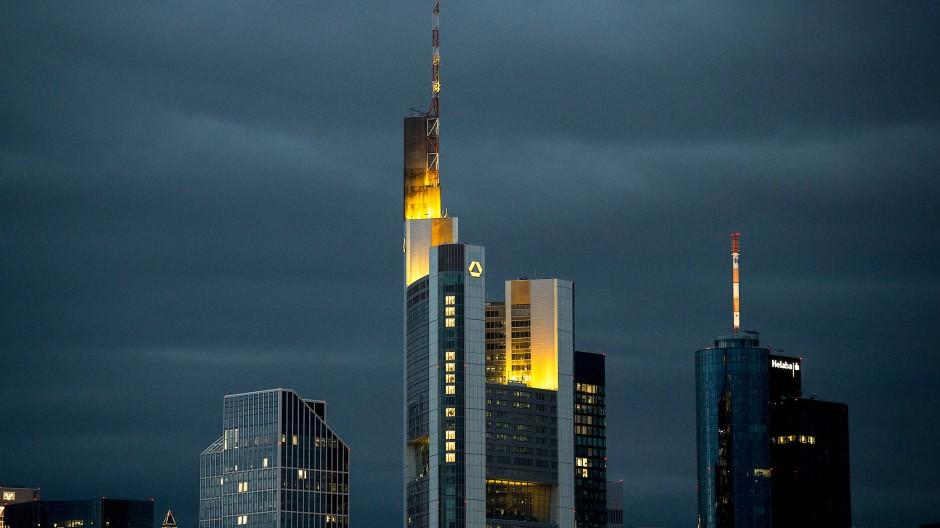 Die Commerzbank schmiedet eine Allianz.