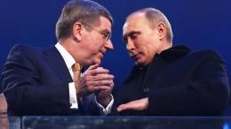 Wird Russland von Olympia ausgeschlossen?
