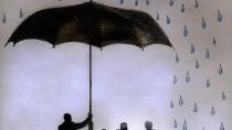 Im Alter will keiner im Regen stehen.