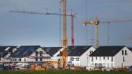 Wer ein Haus bauen will, muss mit teureren Krediten rechnen