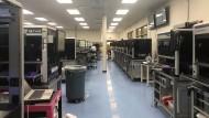 Ein unscheinbares Labor in Wisconsin von Exact Sciences Laboratories, die Aktie des Unternehmens ist im Fokus von Anlageexperten.