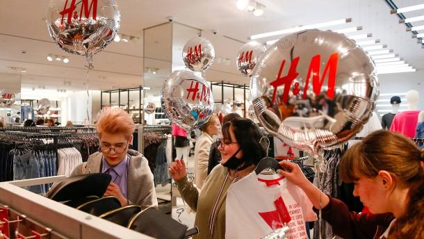 H&M kämpft an allen Fronten