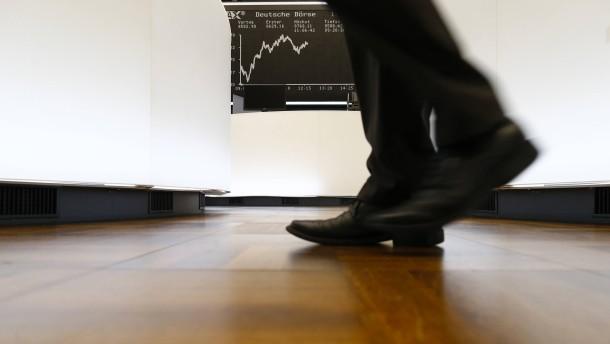 Wie professionelle Anleger auf Mini-Zinsen reagieren