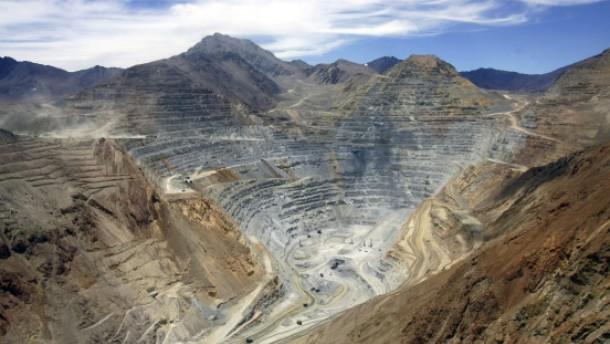 Chiles Peso profitiert vom Kupferwahn
