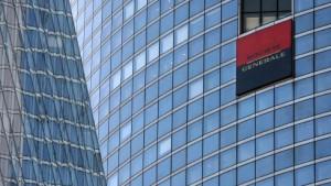 Gewinnwarnung ruft Bankenrisiken ins Gedächtnis