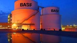 BASF gut gepolstert