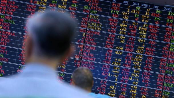 Krise, aber keine zweite Asien-Krise