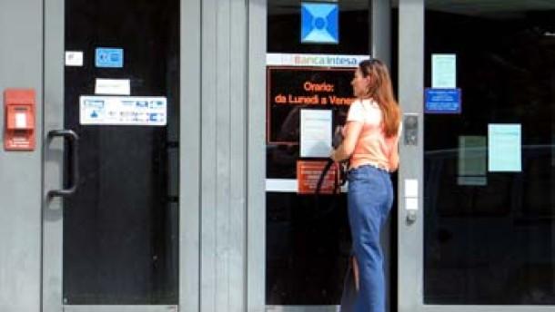 Fusionsgerüchte aus Italien beflügeln die Bankatien
