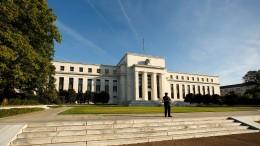Die Fed ist unsicher