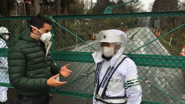 Tauziehen um die Atomkraft in Japan