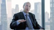 Elisha Wiesel, 45, arbeitet seit 1994 für die Investmentbank Goldman Sachs. Seit Jahresbeginn leitet er die Technologiesparte.