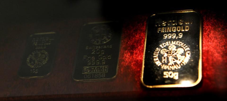 Die Technische Analyse Die Goldhausse Nähert Sich Dem Ende
