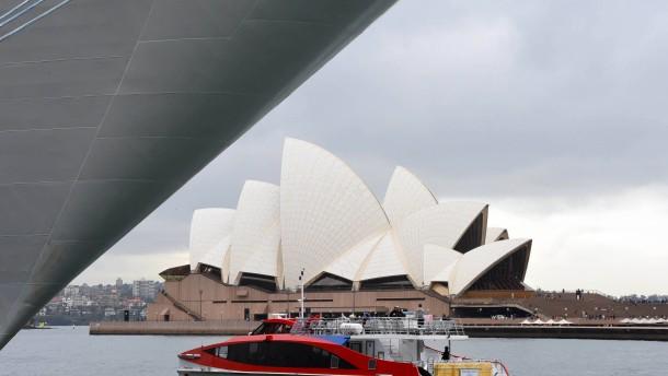 Normalbürger können in Sydney bestenfalls mieten
