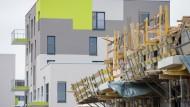 Wohnungen bauen wird immer teurer