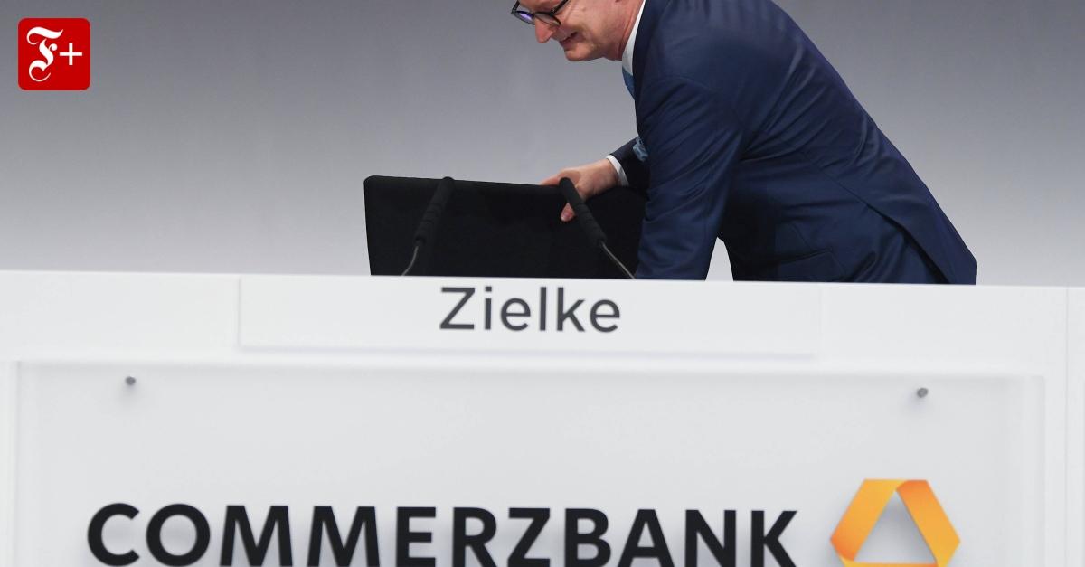 Commerzbank-Investor Cerberus: Wenn der Höllenhund den Chef wegbeißt