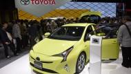 Toyota ruft 1,6 Millionen Autos zurück