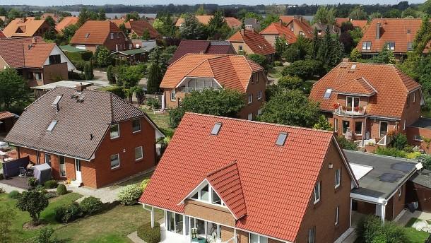 Die Angst um den Wert des eigenen Hauses