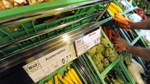 Mehr junge Leute kaufen Bio-Lebensmittel