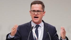 CDU-Wirtschaftsflügel tut sich schwer mit AKK