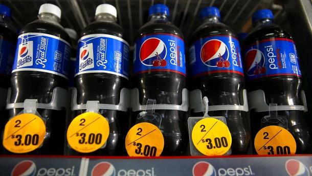 Neue Süße für mehr Cola-Durst