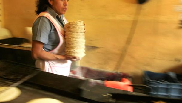 Ermüdungserscheinungen in Mexiko