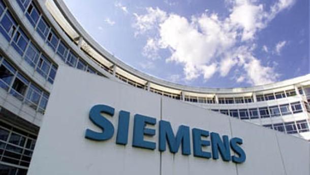 Siemens-Aktie ein Spielball der Konjunkturprognosen