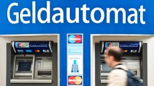 Eine neue Runde Bankgebühren