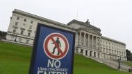 Nordirland steuert auf Neuwahlen zu