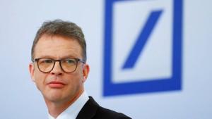 Deutsche Bank setzt Zeichen der Erholung