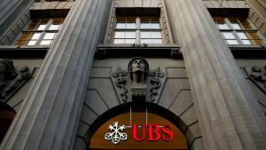 Schweizer Großbank UBS verhängt Reisestopp nach China