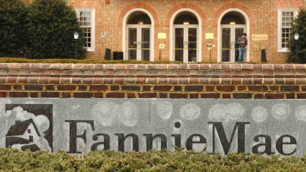 Fannie Mae und Freddie Mac sind wieder im Spiel