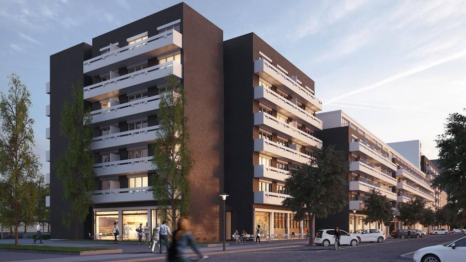 Rekord-Volumen fürs Crowdinvesting: Das Projekt Eisenzahnstraße in Berlin