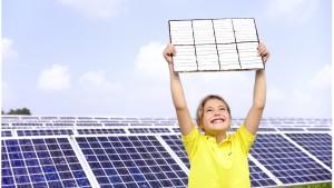 Eine Solar-Aktie ist Gewinner des Jahres