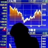 Der Yen hat gegenüber dem Dollar deutlich aufgewertet.
