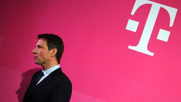 Deutsche Telekom will Marktführung ausbauen