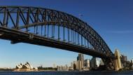 An der australischen Börse in Sydney stehen die Aktienkurse auf dem höchsten Stand seit 12 Jahren.