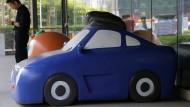 Der Milliardenkampf der Taxiapps