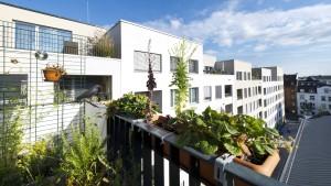 Boom im deutschen Wohnungsbau dauert an