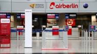 Heute wird eine Entscheidung über die Aufteilung von Air Berlin erwartet.