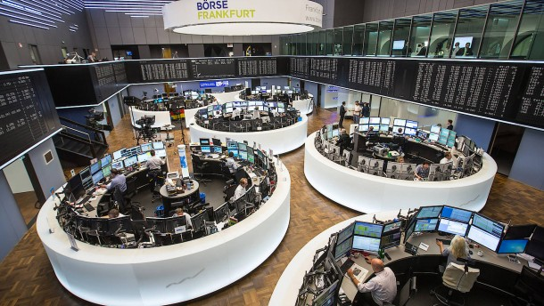 Deutsche Börse wird noch mehr zum Tech-Konzern