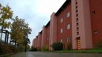 Eine Wohnanlage des Immobilien-Anbieters Deutsche Wohnen.