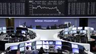 Hängepartie im griechischen Schuldendrama belastet deutsche Aktien