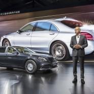 Daimler-Vorstandschef Dieter Zetsche hat noch vieles vor und auch den asiatischen Markt im Blick.