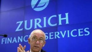 Zürich Financial stürzt ab